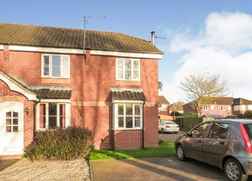 Thumbnail 1 bedroom end terrace house for sale in Bakery Close, Briston, Melton Constable