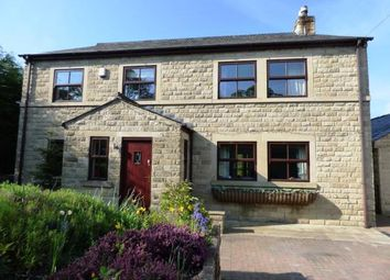 Thumbnail 5 bedroom detached house for sale in Chapel Road, Whaley Bridge, High Peak, Derbyshire