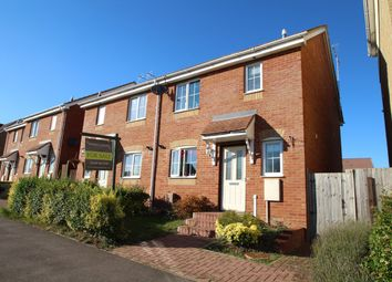 Thumbnail 3 bedroom semi-detached house for sale in Chilton Way, Stowmarket