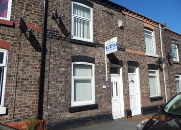 Thumbnail 1 bed terraced house to rent in Foster Street, Widnes