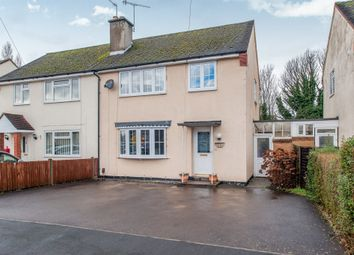 Thumbnail 3 bed semi-detached house for sale in Broomfield Rise, Abbots Langley