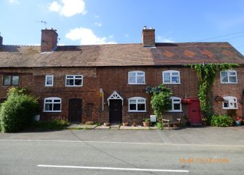 Thumbnail 1 bed cottage to rent in Main Street, Snarestone, Swadlincote