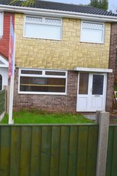 Thumbnail 3 bed terraced house to rent in Saxon Way, Blacon, Chester
