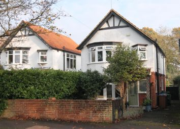 Thumbnail 3 bed detached house for sale in Canterbury Road, Farnborough