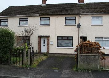 Thumbnail 2 bed terraced house to rent in Downshire Park East, Cregagh, Belfast
