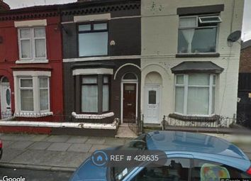 Thumbnail 3 bed terraced house to rent in Nixon Street, Liverpool