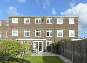 Thumbnail 4 bed terraced house for sale in Hillcrest, Weybridge, Surrey