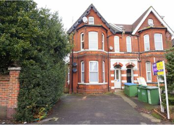 Thumbnail 1 bed flat for sale in 30 Landguard Road, Southampton