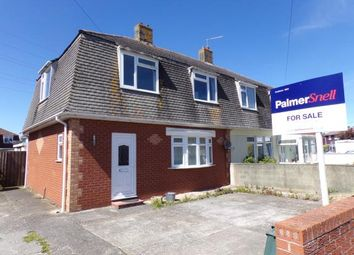 Thumbnail 3 bed semi-detached house for sale in Holms Road, Weston-Super-Mare