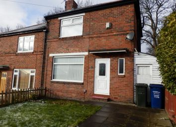 Thumbnail 2 bed semi-detached house to rent in Westholme Gardens, Benwell, Newcastle Upon Tyne