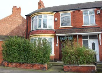 Thumbnail 3 bed end terrace house to rent in Park Vale Road, Middlesbrough