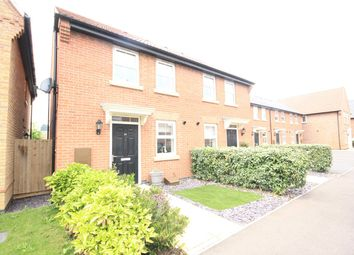 Thumbnail 2 bed semi-detached house for sale in Selemba Way, Greylees, Sleaford, Lincolnshire