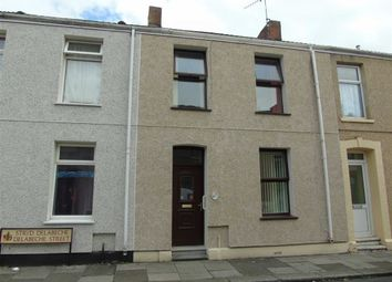 Thumbnail 3 bedroom terraced house for sale in Delabeche Street, Llanelli