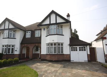 Thumbnail 4 bed semi-detached house for sale in Sefton Road, Petts Wood, Orpington