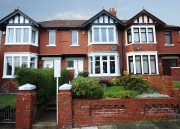 Thumbnail 3 bedroom terraced house for sale in Stopford Avenue, Blackpool, Lancashire