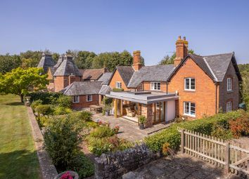 Thumbnail 5 bed detached house for sale in White House Farm, Canon Frome, Ledbury, Herefordshire