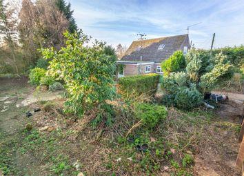 Thumbnail 4 bedroom detached house for sale in The Common, South Creake, Fakenham
