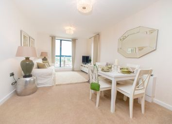 Thumbnail 2 bedroom flat for sale in Haydon Court, Western Road, Newton Abbot, Devon