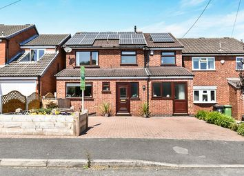 Thumbnail 4 bed detached house for sale in Stoneleigh Way, Swanwick, Alfreton
