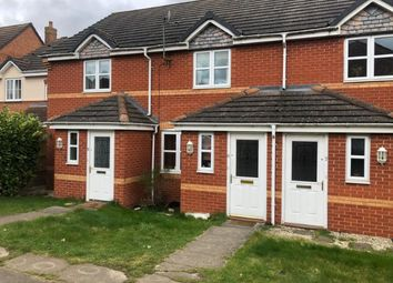 Thumbnail 2 bed terraced house for sale in Clydesdale Close, Melton Mowbray, Melton Mowbray