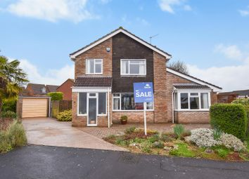 Thumbnail 5 bed detached house for sale in Palmdale Close, Longwell Green, Bristol