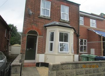 Thumbnail 1 bed flat to rent in Temple Road, Cowley, Oxford