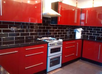 Thumbnail 5 bedroom terraced house for sale in East Road, Longsight, Manchester