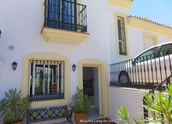 Thumbnail 4 bed town house for sale in Spain, Málaga, Alhaurín El Grande, Alhaurín Golf