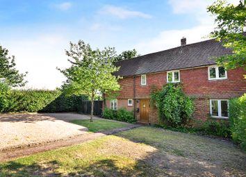 4 bed semi-detached house for sale in Spode Lane, Cowden, Edenbridge TN8