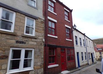 Thumbnail 3 bed terraced house for sale in High Street, Staithes, Saltburn-By-The-Sea, North Yorkshire