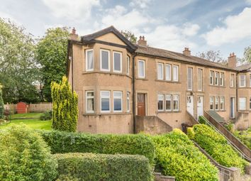 Thumbnail 2 bed flat for sale in 9 Hailes Crescent, Colinton