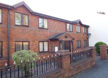 Thumbnail 2 bed flat to rent in Uxbridge Street, Cannock