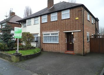 Thumbnail 3 bed semi-detached house to rent in Elmbridge Road, Perry Barr, Birmingham
