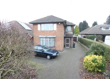 Thumbnail 3 bed detached house for sale in Burbage Road, Burbage, Hinckley