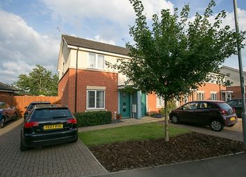 Thumbnail 2 bedroom property for sale in 28 Quarry View Close, Huncote, Leicester, Leicestershire