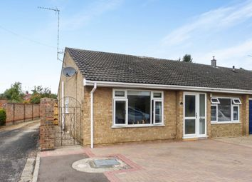 Thumbnail 3 bed semi-detached bungalow for sale in Cotswold Close, March