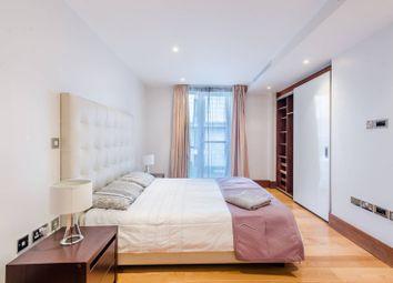 Thumbnail 4 bed flat to rent in Baker Street, Marylebone, London