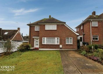Thumbnail 3 bedroom detached house for sale in Gillsmans Drive, St Leonards-On-Sea, East Sussex
