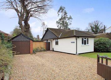 Thumbnail 3 bed semi-detached bungalow for sale in Sandy Lane, Send, Woking
