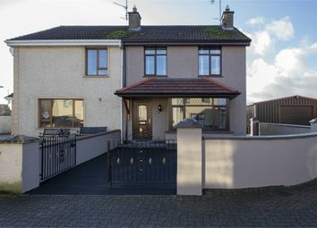 Thumbnail 3 bed semi-detached house for sale in Lindsay Ville, Ballyronan, Magherafelt, County Londonderry