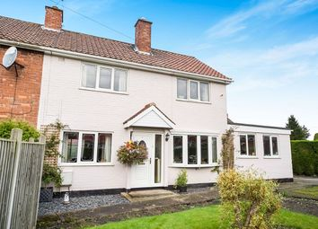Thumbnail 3 bed semi-detached house for sale in Thimblehall Lane, Newport, Brough