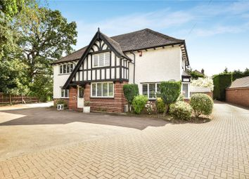 Thumbnail 5 bed detached house for sale in Park Road, Uxbridge, Middlesex