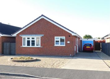 Thumbnail 2 bed detached bungalow for sale in Marine Avenue West, Sutton On Sea, Lincs.