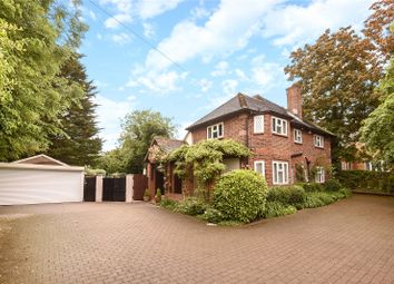Thumbnail 5 bedroom detached house for sale in Woodside Road, Northwood, Middlesex