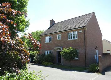 Thumbnail 5 bed detached house for sale in Observatory Field, Winscombe