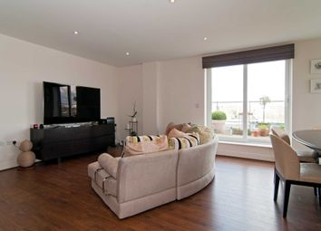 Thumbnail 3 bed flat for sale in Bromyard Avenue, London