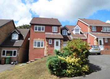 Thumbnail 3 bed semi-detached house for sale in Derwyn Las, Manor Parc, Bedwas, Caerphilly