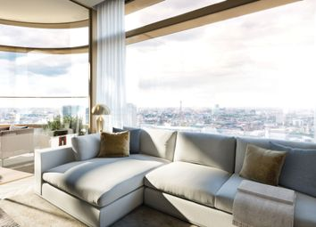 Thumbnail 2 bed flat for sale in Principal Place, Worship Place, London