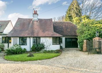 Thumbnail 3 bed link-detached house for sale in Farnham, Surrey