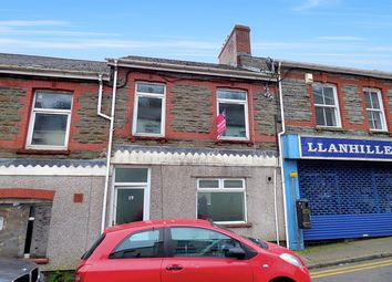 Thumbnail 3 bedroom terraced house for sale in Commercial Road, Abertillery, Gwent